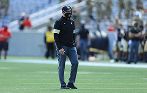 Jeff Monken Press Conference Quotes: The Citadel
