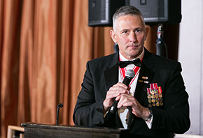 COL(R) John Boulé II '86 Named President of SAME NYC