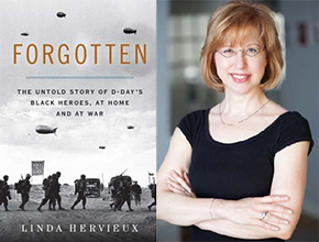 Join Linda Hervieux Via Zoom on Veterans Day