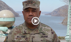 LTG Williams '83 West Point Update