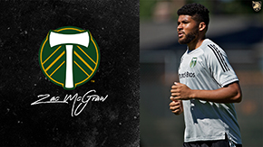 McGraw Resigns with Portland Timbers for 2021 Season