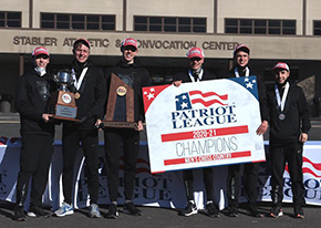 Men's Cross Country Wins Fourth Consecutive Patriot League Title