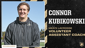 Men's Lacrosse Adds Kubikowski to Staff
