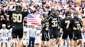 Men's Lacrosse Slated Second in Patriot League Preseason Poll
