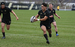 Men's Rugby Places Third at 7s Collegiate Rugby Championship
