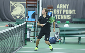 Men's Tennis Caps Off Undefeated Weekend