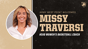 Missy Traversi Announced as Army West Point Women's Basketball Coach