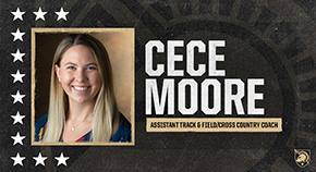 Moore Joins Track & Field/Cross Country Staff