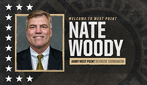 Nate Woody Named Army Football Defensive Coordinator