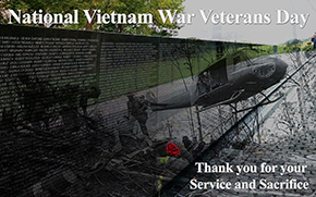 National Vietnam War Veterans Day