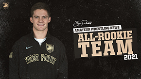 Pasiuk Tabbed to Amateur Wrestling News All-Rookie Team