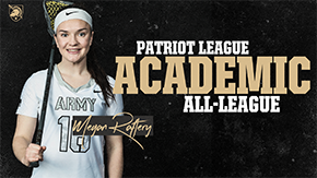 Raftery Tabbed to Academic All-League Team