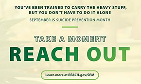 Reach Out in September