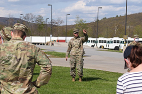 Returning USMA 2020 Safely to West Point