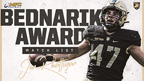 Rhattigan Added to Bednarik Award Watch List