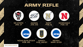 Rifle Announces Spring Schedule