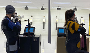 #11 Rifle Sets Program Record