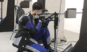 Rifle Tops NC State in Virtual Match