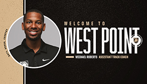 Roberts Added To Track and Field Coaching Staff