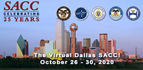 Dallas SACC Is Going Virtual 10/26-30