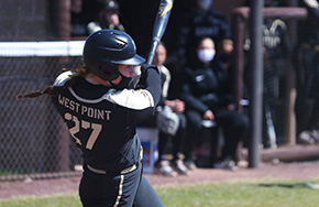 Softball Splits with Lehigh in First Home Game Since 2019 Season