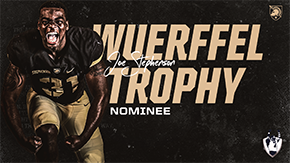 Stephenson Named Wuerffel Trophy Nominee