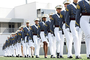Summer Leaders Experience for Your Future Cadet