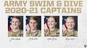 Swim & Dive Announces Captains for 2020-21 Campaign