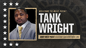 Tank Wright Joins Football Staff as Defensive Line Coach