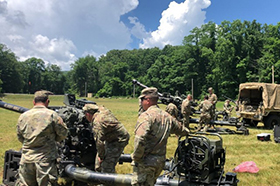 Task Force Ramrod to Conduct Cadet Summer Training