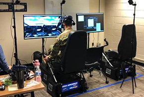 Three Aviation Trainer Next Systems to West Point