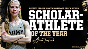 Tovkach Named Scholar Athlete of the Year, Five Named Academic All-League