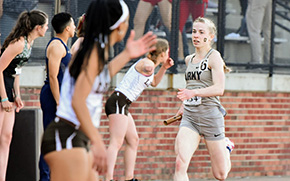 Track & Field Continues Competition at NCAA East Prelim
