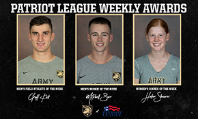 Track & Field Takes Home Three Weekly Honors