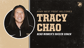 Tracy Chao Named Army West Point Women's Soccer Head Coach
