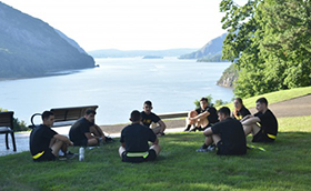 West Point Cadets Tackle Real Issues
