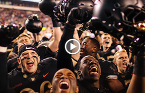 USAA Behind the Game: Army-Navy Spirit