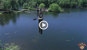 USMA '24 CFT Water Confidence Course
