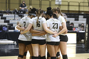 Volleyball Primed for Patriot League Tournament