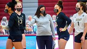 Volleyball Set for First Round NCAA Tournament