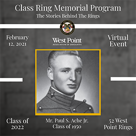 WPAOG's Class Ring Memorial Program