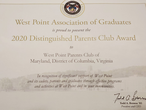 WPPC of Maryland, D.C. and Virginia Named Distinguished Club