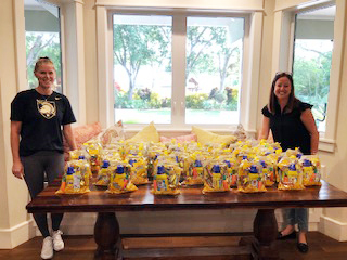 WPPC of South Florida Send Boodle Easter Bags
