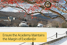 Thank You for Supporting West Point – Year End Giving