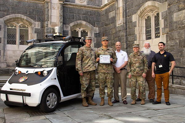 West Point AVRAD Wins 2nd Place