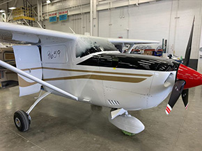 West Point Aeronautical to Receive New Cessna's