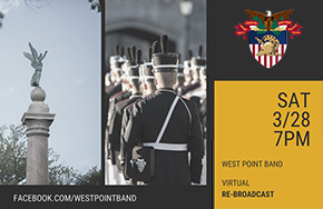 West Point Band Facebook Watch Party