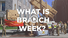 Branch Week 2020 at West Point