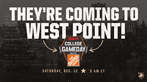 West Point Set to Host ESPN College GameDay