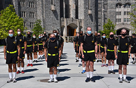 West Point Welcomes Class of 2024